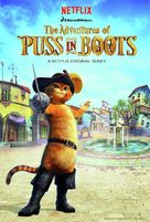 """""""The Adventures of Puss in Boots"""" - Movie Poster (xs thumbnail)"""