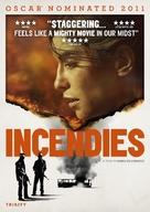 Incendies - DVD cover (xs thumbnail)