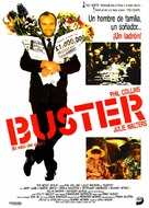 Buster - Spanish Movie Poster (xs thumbnail)