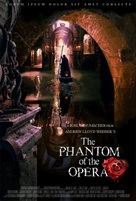 The Phantom Of The Opera - Concept movie poster (xs thumbnail)