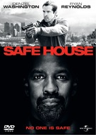 Safe House - DVD cover (xs thumbnail)