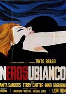 Nerosubianco - Italian Movie Poster (xs thumbnail)