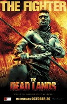 The Dead Lands - New Zealand Movie Poster (xs thumbnail)