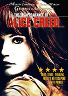The Disappearance of Alice Creed - DVD cover (xs thumbnail)