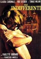 Indifferenti, Gli - Italian Movie Poster (xs thumbnail)