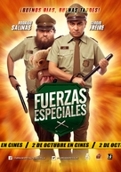 Fuerzas Especiales - Chilean Movie Poster (xs thumbnail)