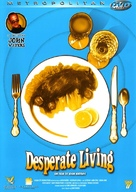 Desperate Living - French Movie Cover (xs thumbnail)