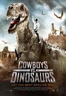 Cowboys vs Dinosaurs - Movie Poster (xs thumbnail)