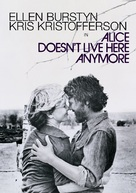 Alice Doesn't Live Here Anymore - DVD movie cover (xs thumbnail)