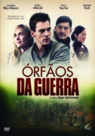 The Children of Huang Shi - Brazilian DVD cover (xs thumbnail)
