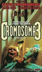 The Brood - Spanish VHS movie cover (xs thumbnail)