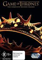 """Game of Thrones"" - Australian DVD movie cover (xs thumbnail)"