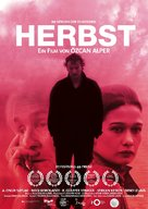 Sonbahar - German Movie Poster (xs thumbnail)