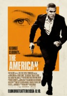 The American - Finnish Movie Poster (xs thumbnail)