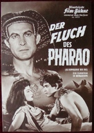 Il sepolcro dei re - German poster (xs thumbnail)