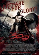 300 - Norwegian Movie Poster (xs thumbnail)