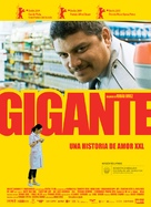 Gigante - Spanish Movie Poster (xs thumbnail)