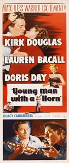 Young Man with a Horn - Movie Poster (xs thumbnail)