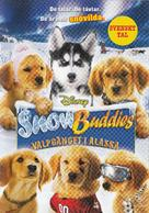 Snow Buddies - Swedish DVD movie cover (xs thumbnail)