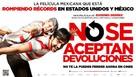 No se Aceptan Devoluciones - Mexican Movie Poster (xs thumbnail)