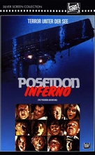 The Poseidon Adventure - German Movie Cover (xs thumbnail)