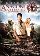 Anaconda III - Canadian DVD movie cover (xs thumbnail)