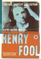 Henry Fool - British DVD cover (xs thumbnail)