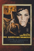 Flavia, la monaca musulmana - Italian DVD cover (xs thumbnail)