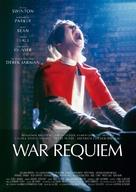 War Requiem - German Movie Poster (xs thumbnail)
