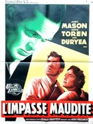 One Way Street - French Movie Poster (xs thumbnail)
