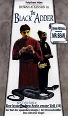"""The Black Adder"" - German VHS movie cover (xs thumbnail)"