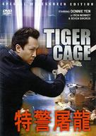 Tiger Cage - Movie Cover (xs thumbnail)