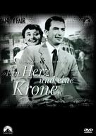 Roman Holiday - German Movie Cover (xs thumbnail)