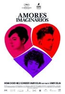Les amours imaginaires - Portuguese Movie Poster (xs thumbnail)