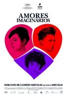 Les amours imaginaires - Portuguese Movie Poster (xs thumbnail)