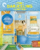 The Darjeeling Limited - Blu-Ray movie cover (xs thumbnail)