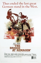 The Bridge at Remagen - Movie Poster (xs thumbnail)