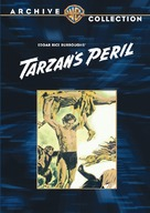 Tarzan's Peril - DVD cover (xs thumbnail)