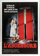 De lift - Italian Movie Poster (xs thumbnail)