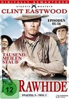 """Rawhide"" - German Movie Cover (xs thumbnail)"