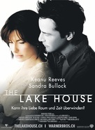 The Lake House - Swiss Movie Poster (xs thumbnail)