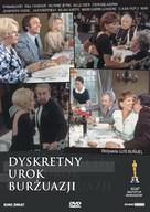 Le charme discret de la bourgeoisie - Polish DVD cover (xs thumbnail)