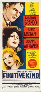 The Fugitive Kind - Australian Movie Poster (xs thumbnail)