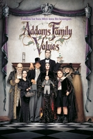 Addams Family Values - Swedish Movie Cover (xs thumbnail)