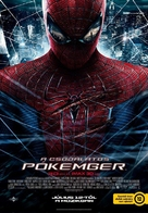 The Amazing Spider-Man - Hungarian Movie Poster (xs thumbnail)