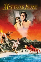 Mysterious Island - DVD movie cover (xs thumbnail)