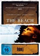The Beach - German DVD movie cover (xs thumbnail)