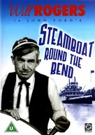 Steamboat Round the Bend - British Movie Poster (xs thumbnail)
