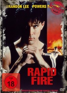 Rapid Fire - German Movie Cover (xs thumbnail)