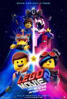 The Lego Movie 2: The Second Part - Italian Movie Poster (xs thumbnail)